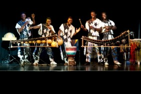 Mamadou Diabate et Percussion Mania