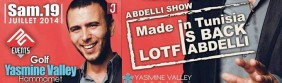 """Made in Tunisia is Back"" de Lotfi Abdelli"