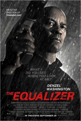 "Projection du film ""The Equalizer"""