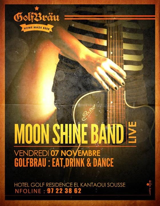Moon Shine Band