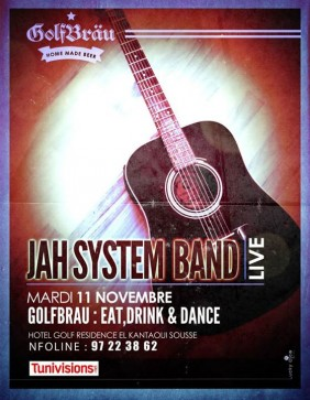 Jah System Band