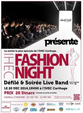 IHEC Fashion Night