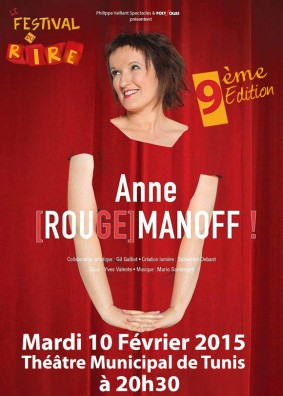 Anne [ROUGE]MANOFF !