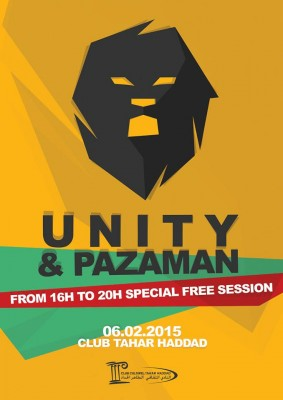 Unity & Pazaman: Special Free Session