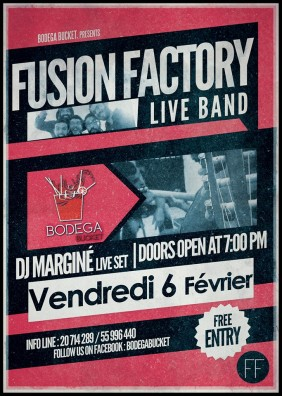 Fusion Factory Live
