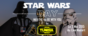 Star Wars Day: la journée des Fans