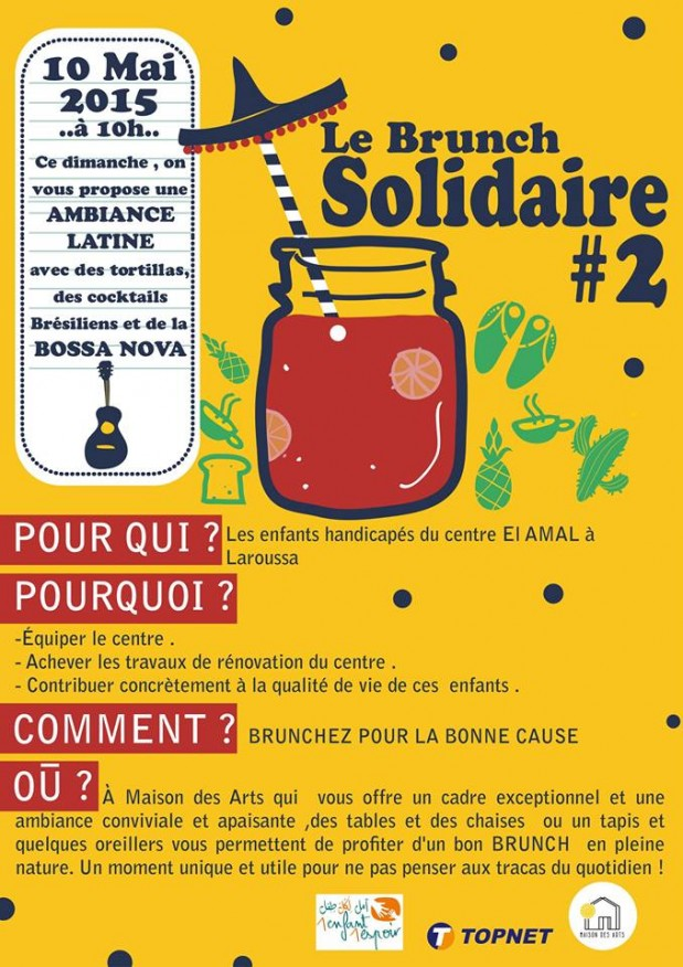 Brunch solidaire 2